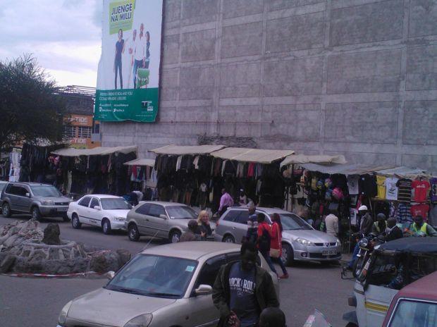 Nakuru streets