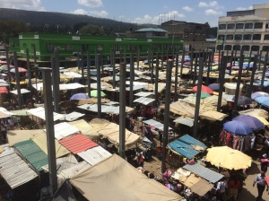 Marketplace in Nakuru