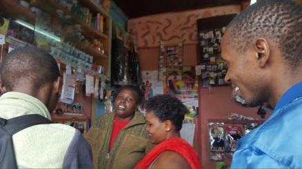 Hayley and Jonathan Nakuru
